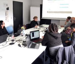 MIE Data upload workshop with the iDiv BDU team