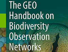 Cover of the GEO Handbook on Biodiversity Observation Networks (Source: GEO BON).