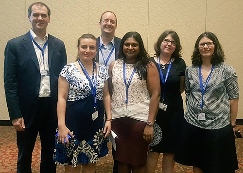 "Participants of the side event ""Biodiversity Observations for Decision-Making: National Needs and Approaches"" at COP13 in Cancun (06 Dec 2016). Photo: Instituto de Investigación de Recursos Biológicos Alexander von Humboldt"