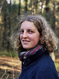 First study author Bettina Ohse is a doctoral researcher at the Leipzig University and a member of yDiv, the Young Biodiversity Research Training Group of the German Centre for Integrative Biodiversity Research (iDiv) (photo: private).