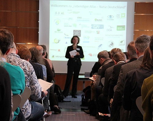 "Kick-Off Workshop for the feasibility of the ""Living Atlas Germany"""