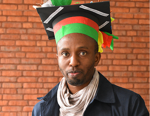 Crispus Mbaluto successfully defended his PhD thesis!